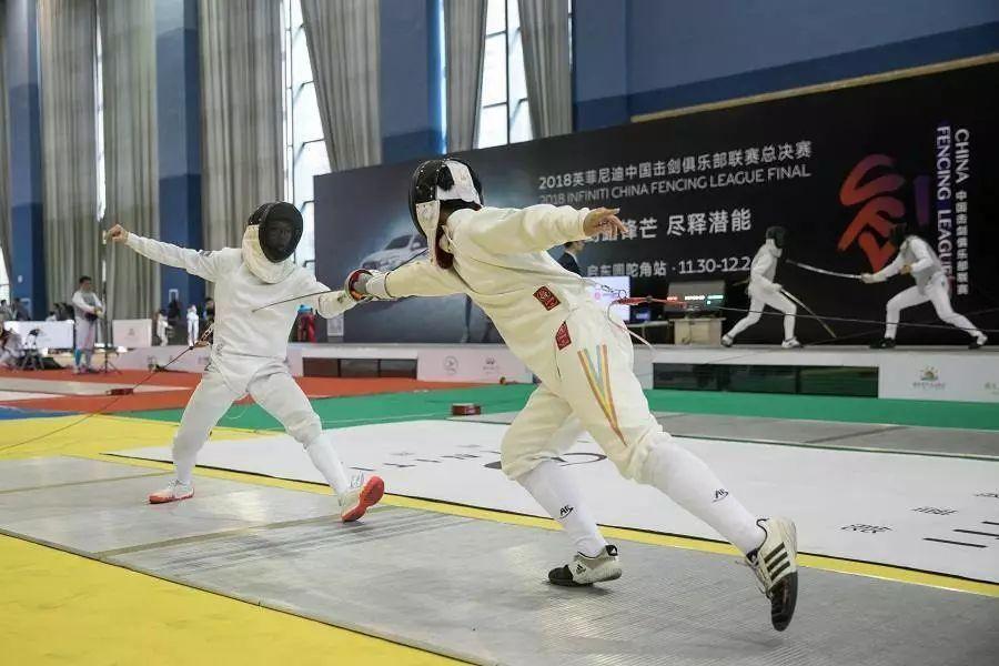 体育营销早知道:英菲尼迪冠名中国击剑俱乐部联赛