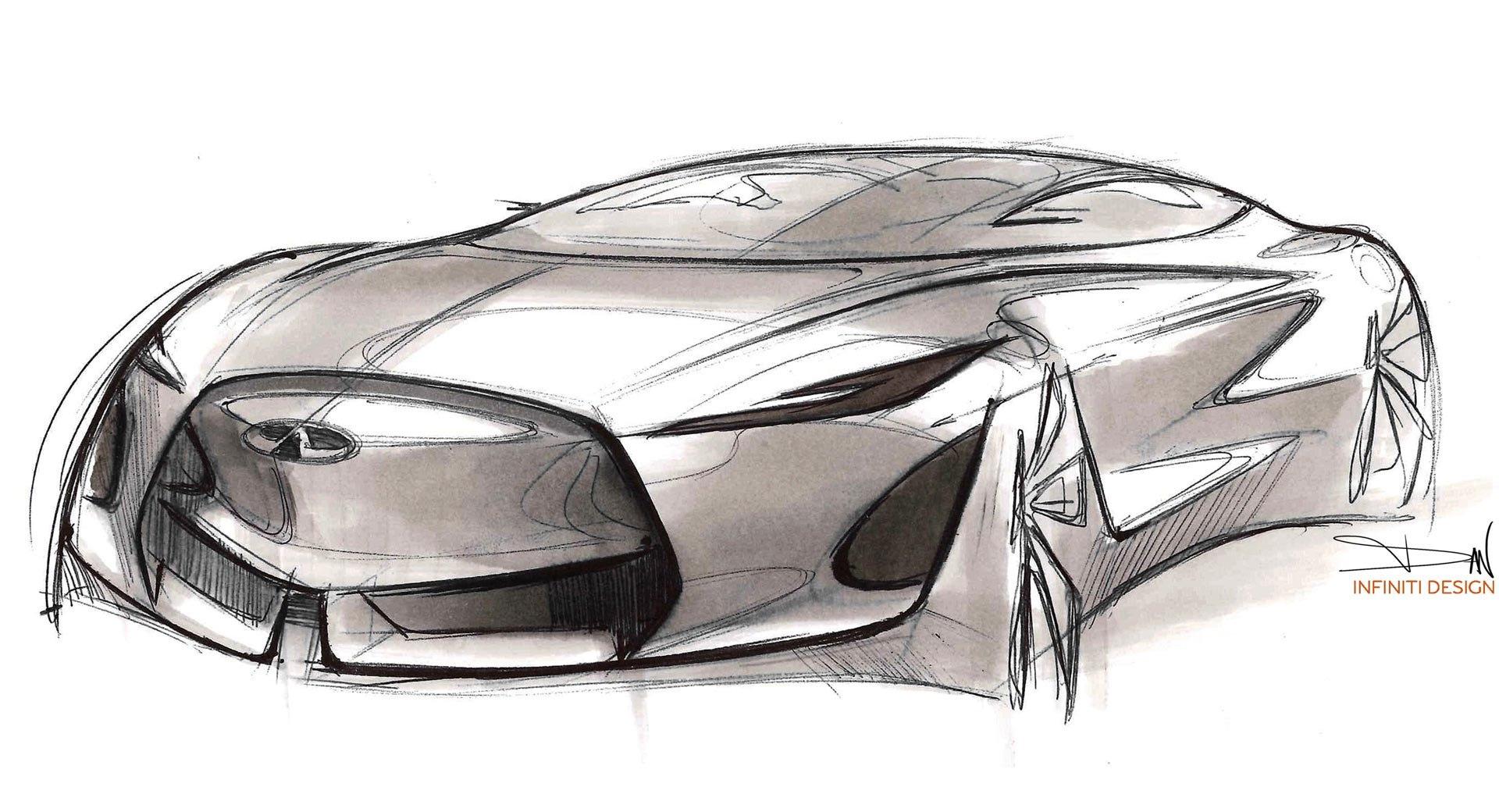 北美车展发布 日产/英菲尼迪将推出全新概念车(第1页) -