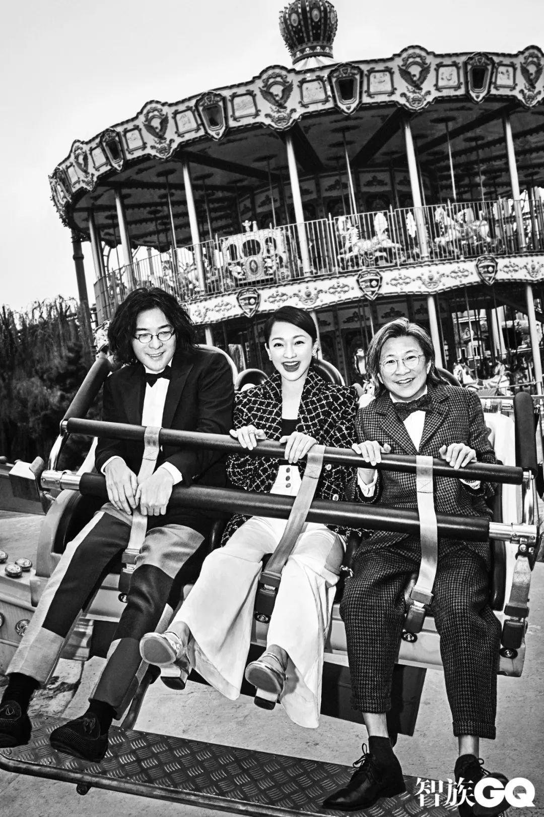 《智族GQ》2018年12月(大孩子的游乐场)【PDF】