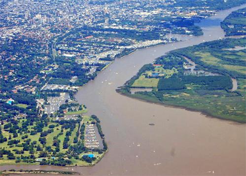 最宽的河_全球最窄的河 最窄处还没手掌宽