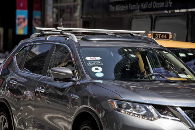 纽约为网约车司机定最低工资:税后每小时17.22美元