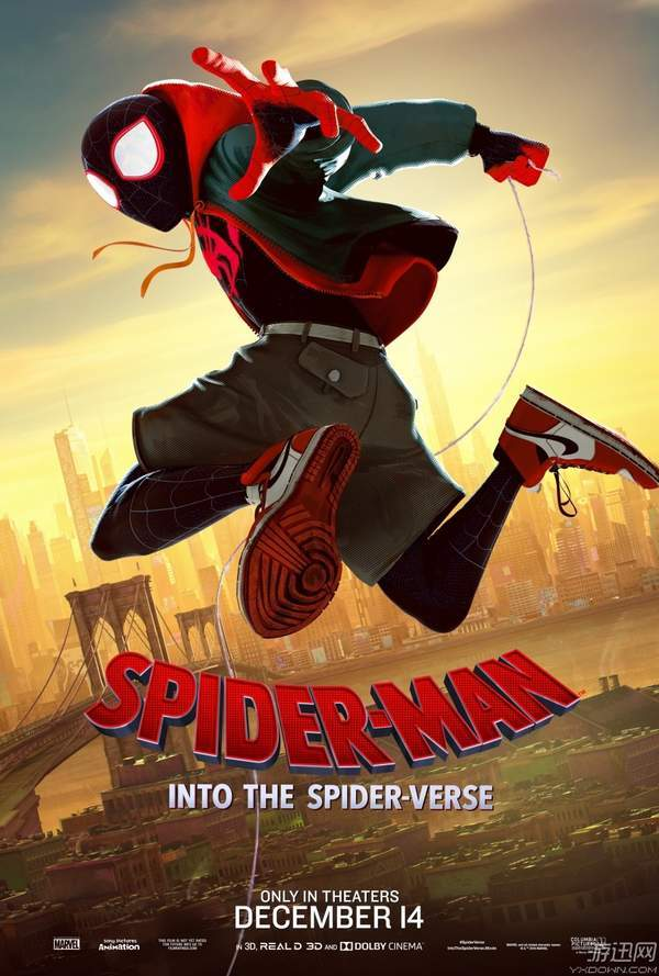 WWW_70AJ_COM_耐克推出《蜘蛛侠》小黑蛛主题aj 红白黑配色十分亮眼
