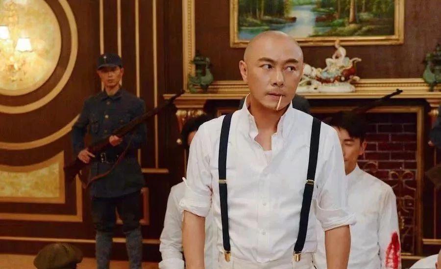 前TVB光頭男神,時隔22年回巢救收視!新劇卻淪為倉底貨?