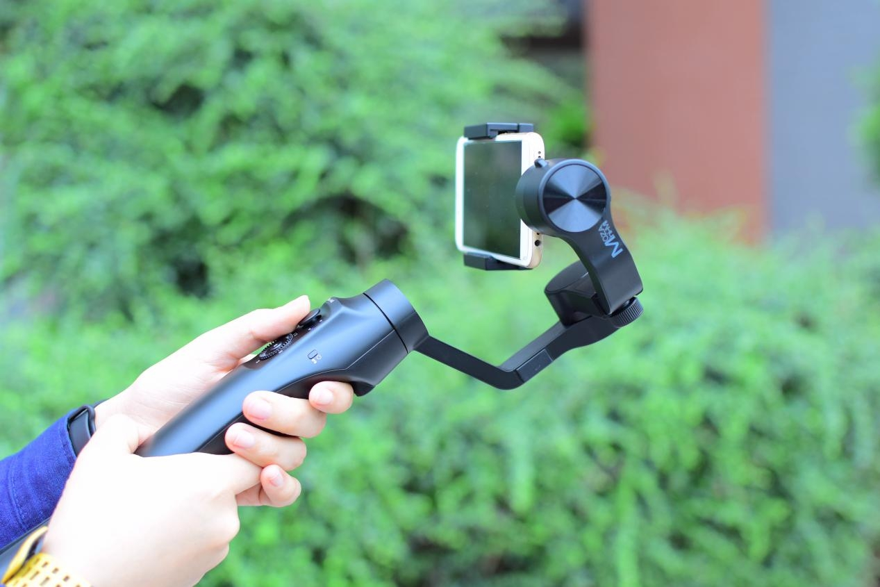 炫酷拍摄神器!真实和梦幻亦可兼得:魔爪Mini-Mi稳定器体验