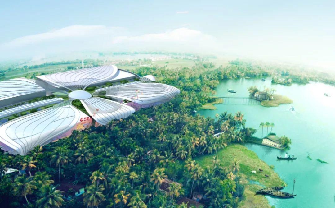 共同唤醒武汉融创文化旅游城的梦想惠州至无锡自驾游攻略图片