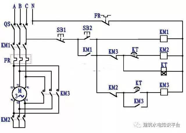 单相电表互感器接法_星三角降压实物接线图内容|星三角降压实物接线图版面设计
