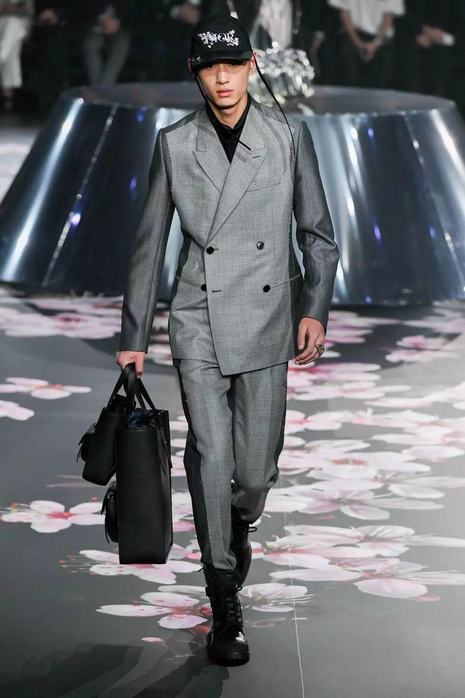 男模刘治成 2018年度超级男模特提名