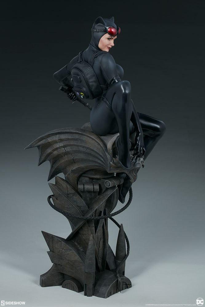 《蝙蝠俠》貓女收藏級手辦欣賞 身材性感前凸後翹 8