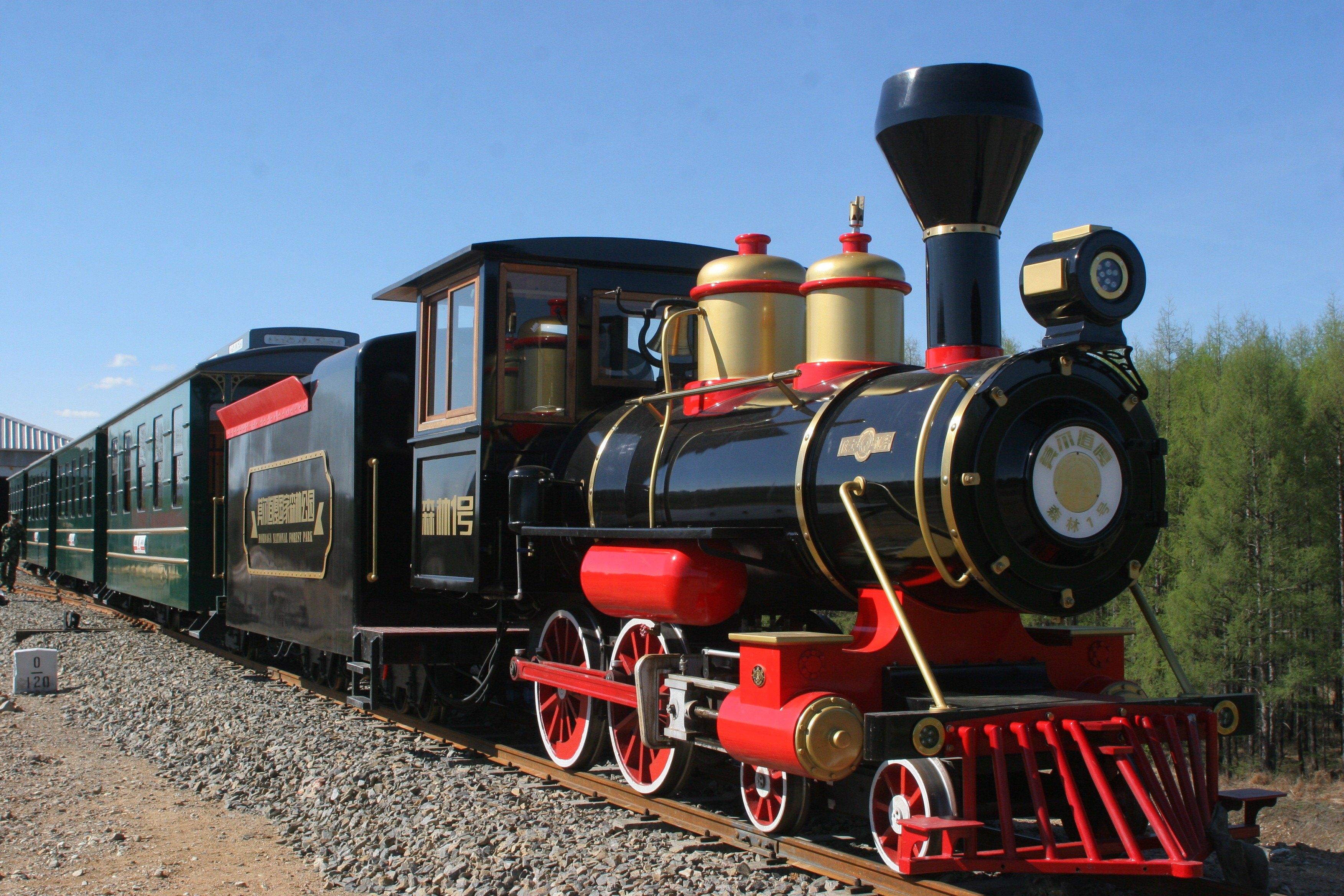 旅游景区观光小火车结构分析及材料