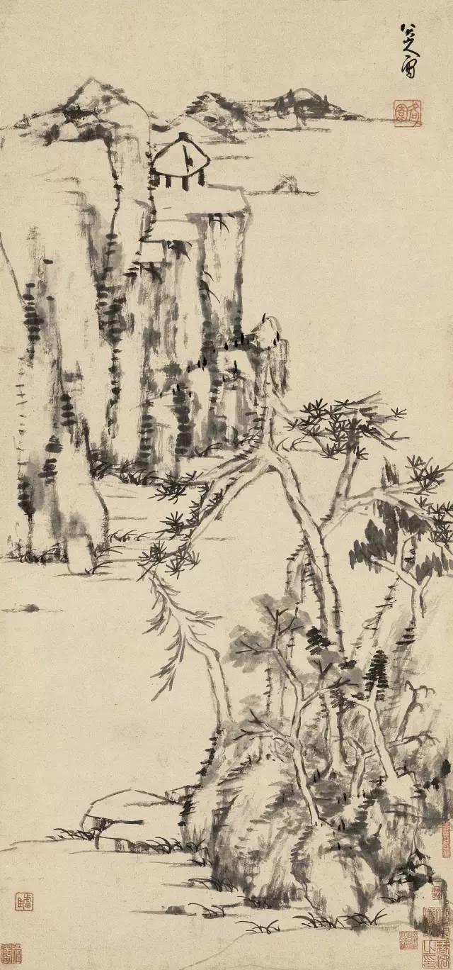 最值钱的画_他一生只画一幅画,完成后莫名失踪 此画如今是中国最值钱