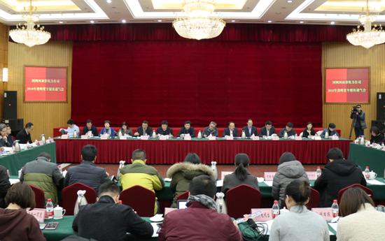 """河南电网迈进""""迎峰度冬""""关键期 切实保障人民群众温暖过冬"""