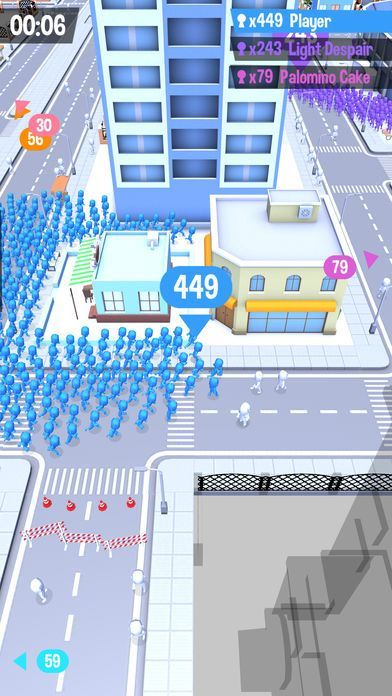 拥挤城市游戏界面中文翻译一览