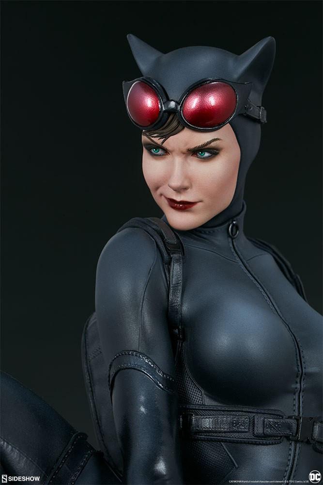 《蝙蝠俠》貓女收藏級手辦欣賞 身材性感前凸後翹 4