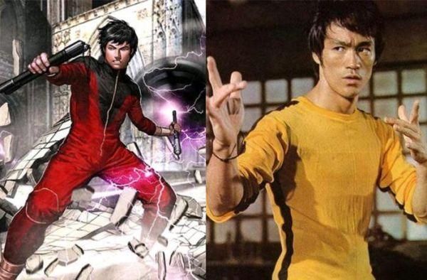 漫威將產生首個華人超級英雄 角色靈感源於李小龍 1