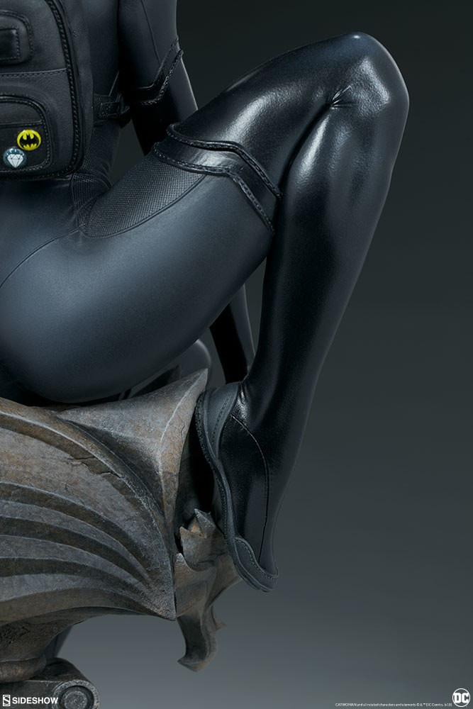 《蝙蝠俠》貓女收藏級手辦欣賞 身材性感前凸後翹 6