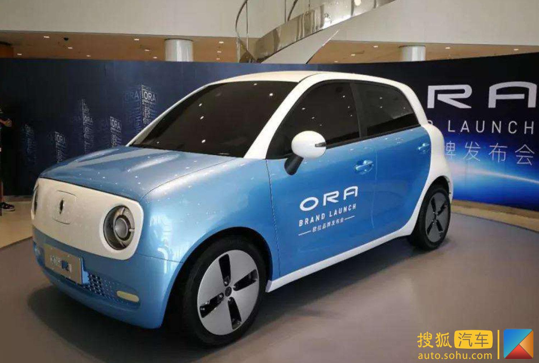 长城计划2020年欧洲销售欧拉品牌电动车(第1页) -