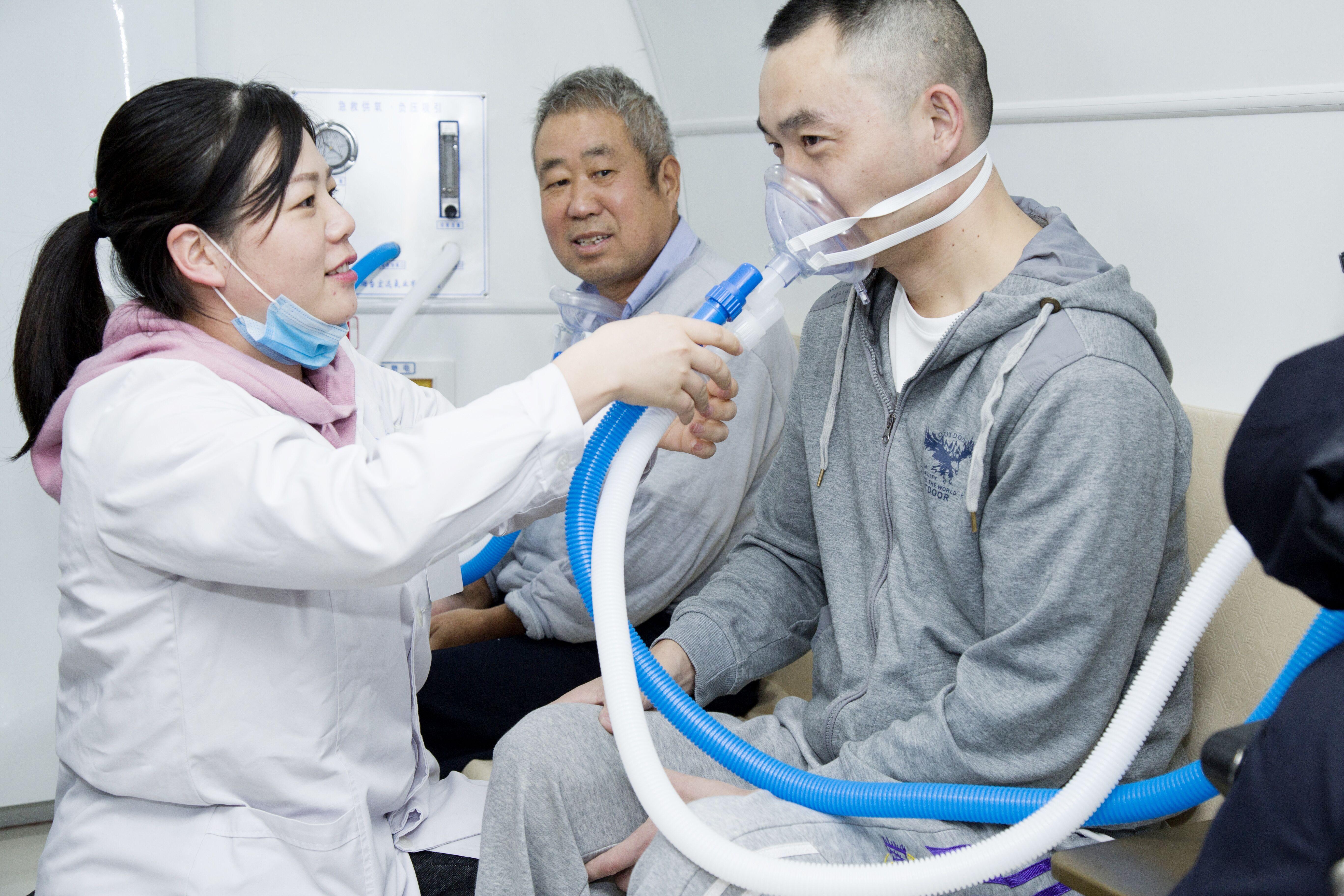 高压氧能治耳鸣吗