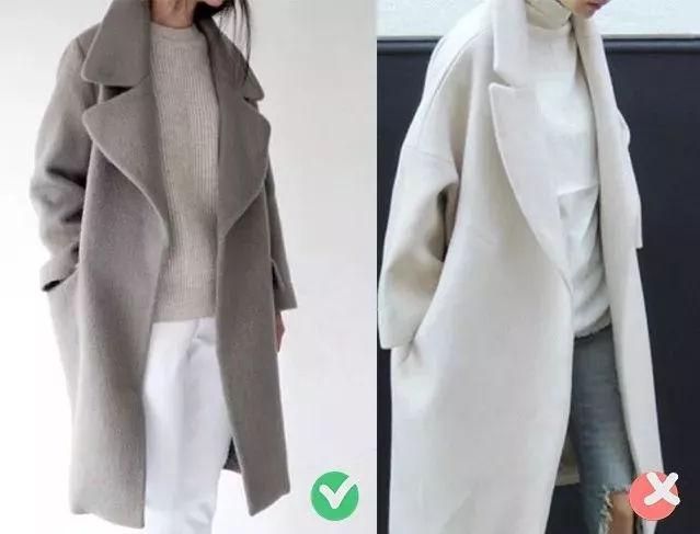 1米5的小個子最適合這種大衣,顯高!保暖!