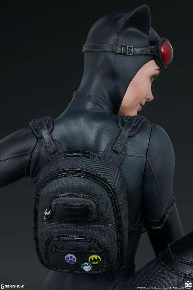 《蝙蝠俠》貓女收藏級手辦欣賞 身材性感前凸後翹 5