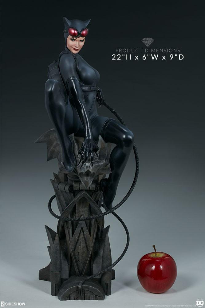 《蝙蝠俠》貓女收藏級手辦欣賞 身材性感前凸後翹 2
