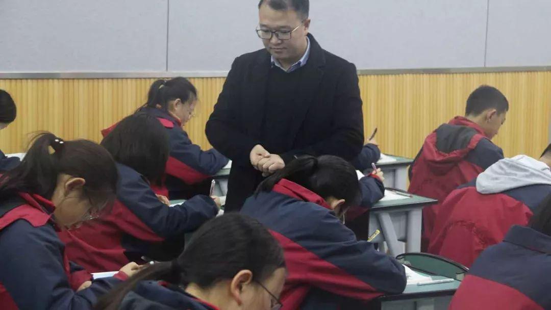 教学大赛促提升,仁德教师展风采