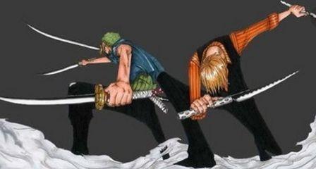 海賊王:山治與索隆的實力相距甚遠?而此物成為他逆襲的關鍵! 1