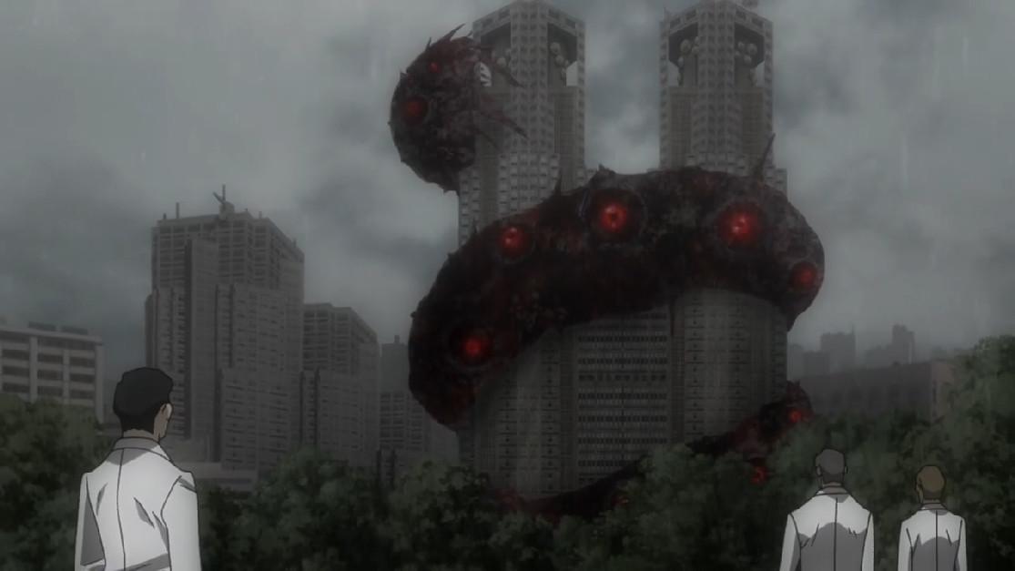 东京最终章10集先行:悲剧的尽头,利世登场,金木被董香救活!