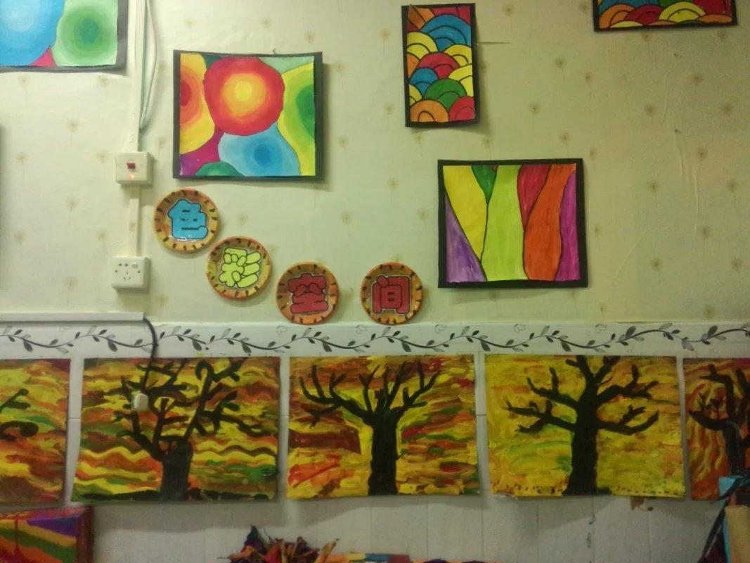深圳幼儿园主题墙饰设计,幼儿园环境创设图片分享
