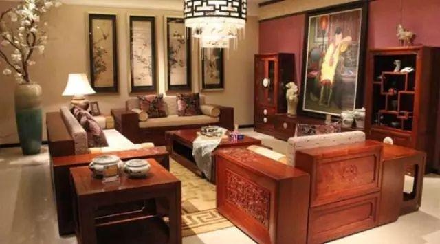 为什么说红木家具是真正的奢侈品-原木家具