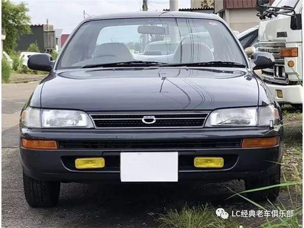 素雅的第七代本土版丰田卡罗拉