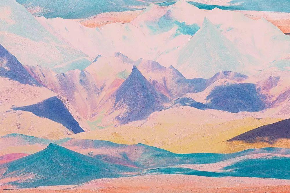 这些拥有奇幻色彩的山水风景!