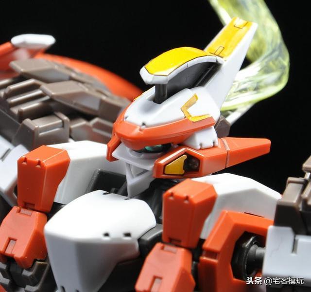 78官測:萬代 HG ARX-8 烈焰魔劍 Ver.IV 26