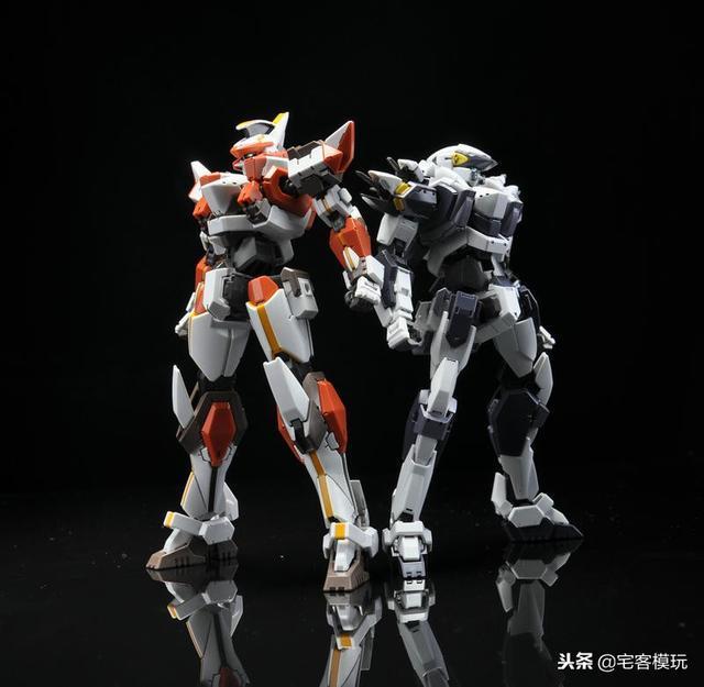 78官測:萬代 HG ARX-8 烈焰魔劍 Ver.IV 57