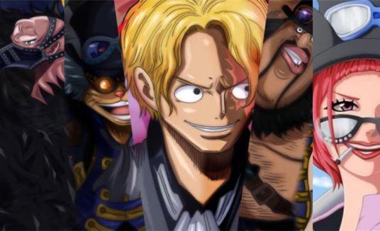 海賊王:革命軍隱藏著3個最強幹部,軍隊長能戰大將,卻不是最強 3