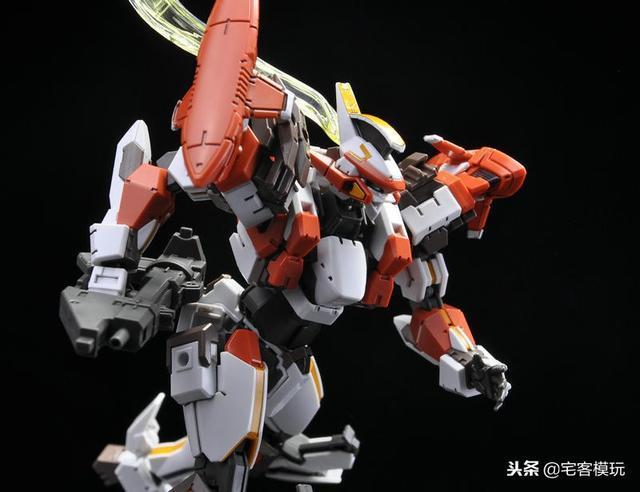 78官測:萬代 HG ARX-8 烈焰魔劍 Ver.IV 76