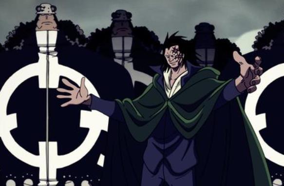 海賊王:革命軍隱藏著3個最強幹部,軍隊長能戰大將,卻不是最強 5