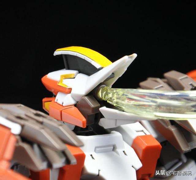 78官測:萬代 HG ARX-8 烈焰魔劍 Ver.IV 27
