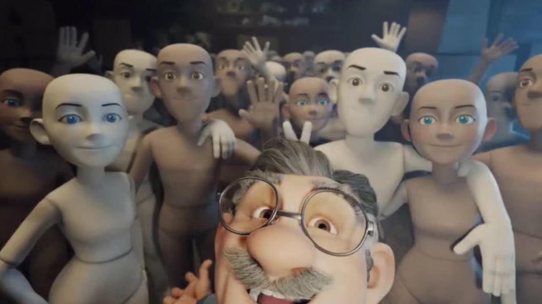 最近爆火全網的動畫廣告,原來幕後創作團隊是他們! 37