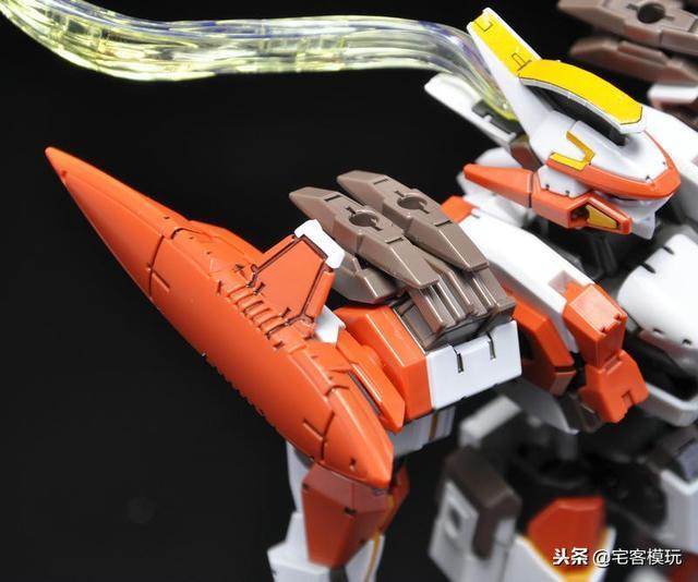 78官測:萬代 HG ARX-8 烈焰魔劍 Ver.IV 39