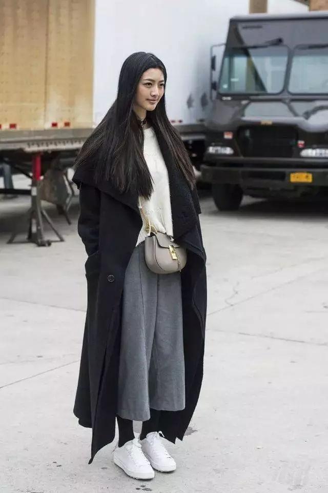 穿搭丨比減5斤還顯瘦的冬日搭配,了解一下?