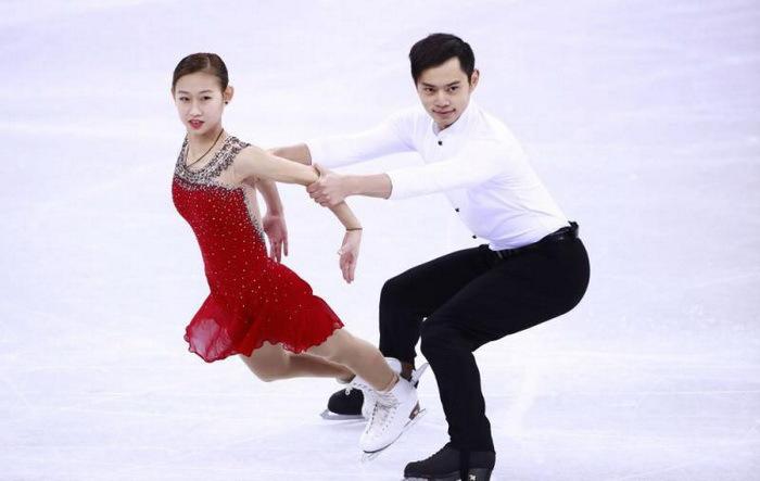 花滑大奖赛总决赛中国组合有望争牌