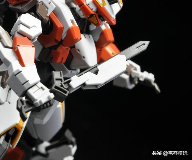 78官測:萬代 HG ARX-8 烈焰魔劍 Ver.IV 52