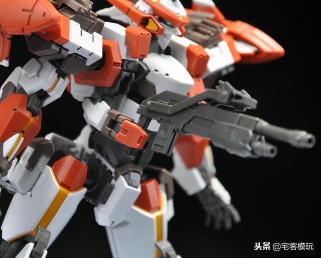 78官測:萬代 HG ARX-8 烈焰魔劍 Ver.IV 33