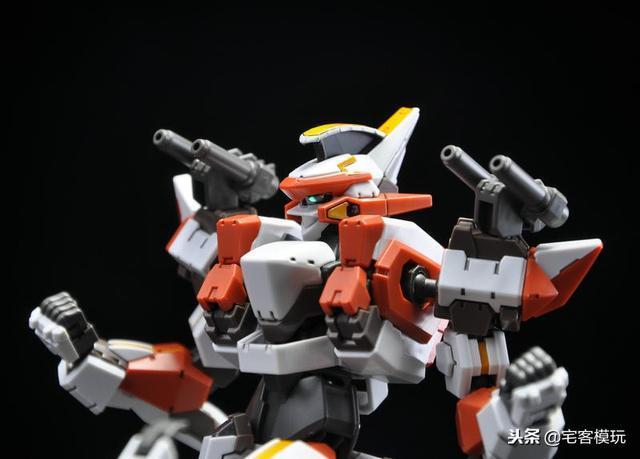 78官測:萬代 HG ARX-8 烈焰魔劍 Ver.IV 54