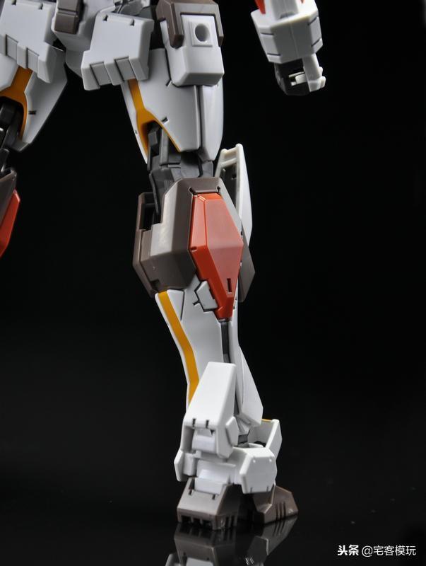 78官測:萬代 HG ARX-8 烈焰魔劍 Ver.IV 45