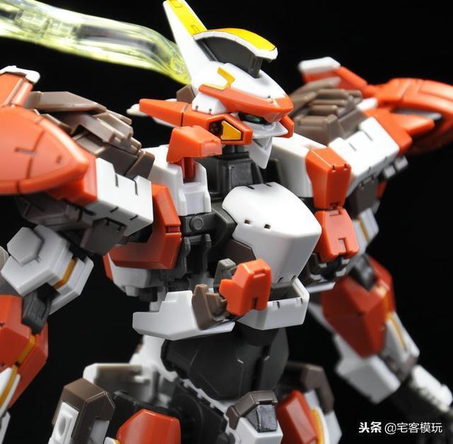 78官測:萬代 HG ARX-8 烈焰魔劍 Ver.IV 32