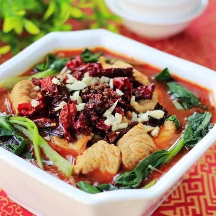 小葱拌豆腐吃掉txt_今日大雪 | 吃馋掉口水的水煮菜,麻辣鲜香暖暖的,超过瘾!_花椒