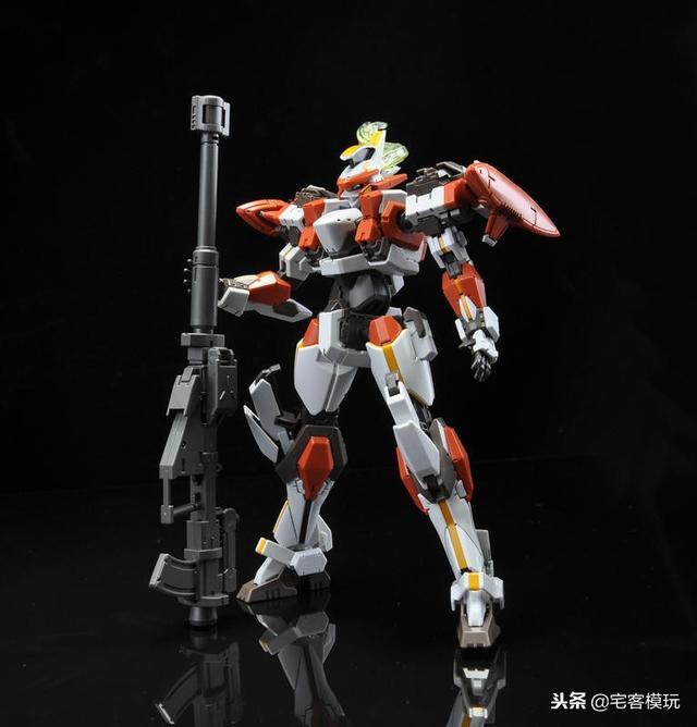 78官測:萬代 HG ARX-8 烈焰魔劍 Ver.IV 69