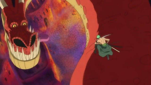 海賊王:黑炭大蛇果實曝光!最強遠古幻獸種,比凱多巨龍還可怕 4