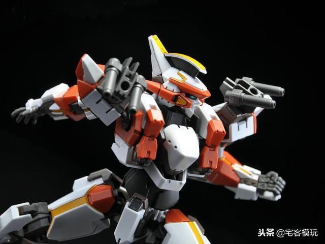 78官測:萬代 HG ARX-8 烈焰魔劍 Ver.IV 70